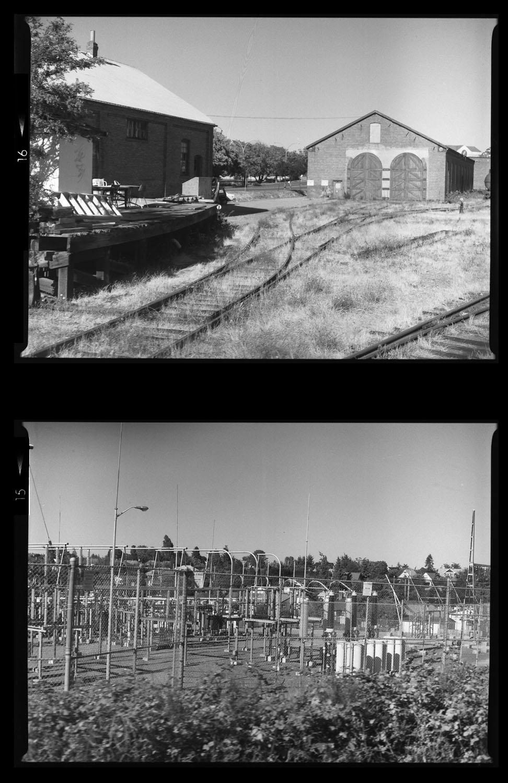 2 railyard Victoria West e&n July 1996 Gordon Brent Ingram