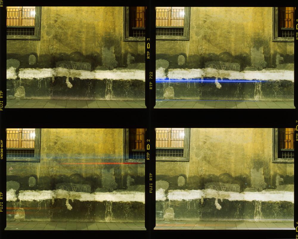 Alena - Via del Plebiscite Roma - Novembre 1995 (quad) Gordon Brent Ingram
