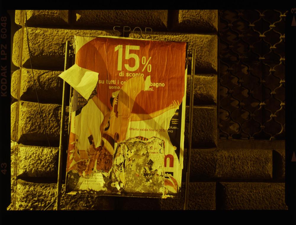SPQR Offerta Via Della Botteghe Oscure Roma Decembre 1995 Gordon Brent Ingram