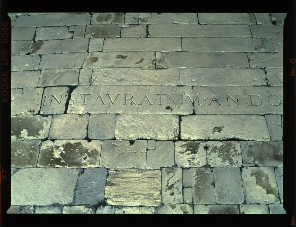 instauratum - Le Pyramide Roma Decembre 1995 Gordon Brent Ingram