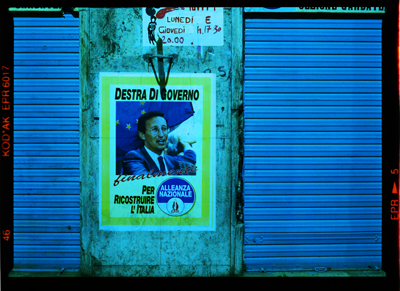 Gianfranco Fini - Roma, Marzo 1994 Gordon Brent Ingram