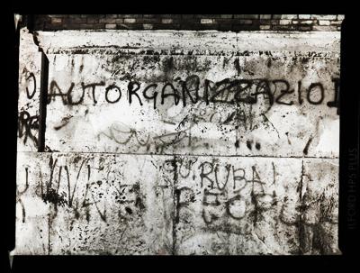 autorganizzazio Via Cavour Roma, Maggio 1995 Gordon Brent Ingram