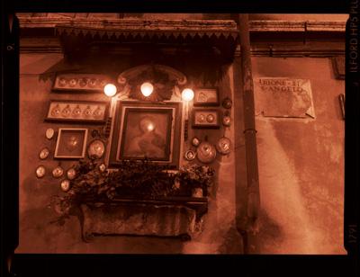 madonna - Via delle Bottegue - Roma Luglio 1995 Gordon Brent Ingram