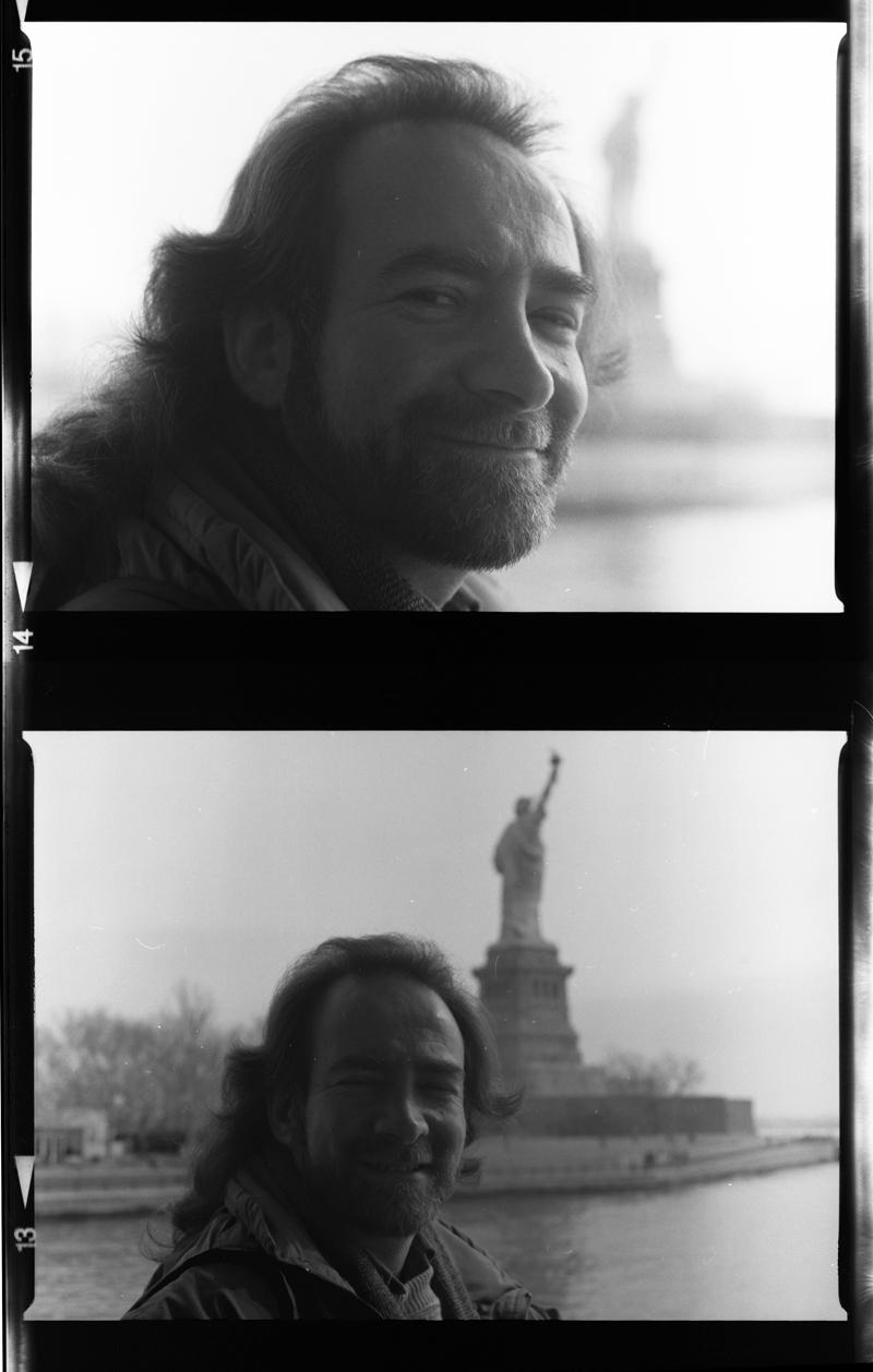 1993 6 bernard miller new york city june 1993 by gordon brent ingram small1 Sushi Bandit's Blog O' Rama (2.8) » Star Trek