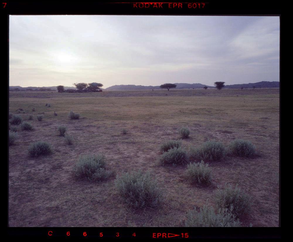 The Plain of Egharghar - Bagzane Plateau - Air Mountains Nov 1986 (2) Gordon Brent Ingram