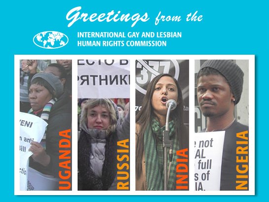 Greetings from IGLHRC